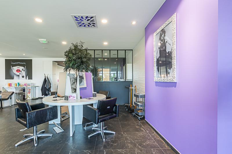 Atlantic design construction france architecture for Salon de coiffure paris 8